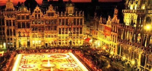 Belgium - Heart of Europe