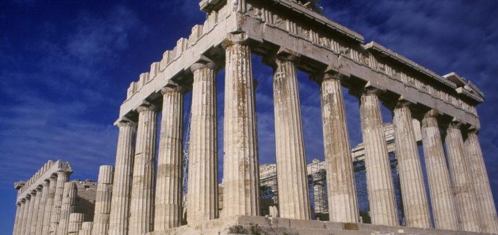 Greece - mythological country