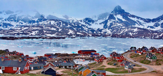 Greenland - Island of Vikings