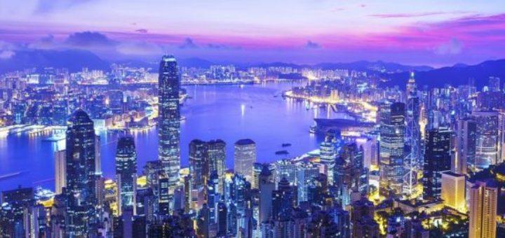 Hong Kong - fragrant harbor
