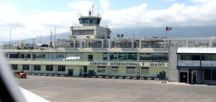 Toussaint-Louverture International Airport